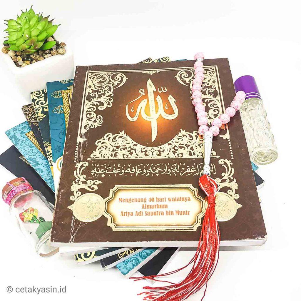 Buku Yasin softcover